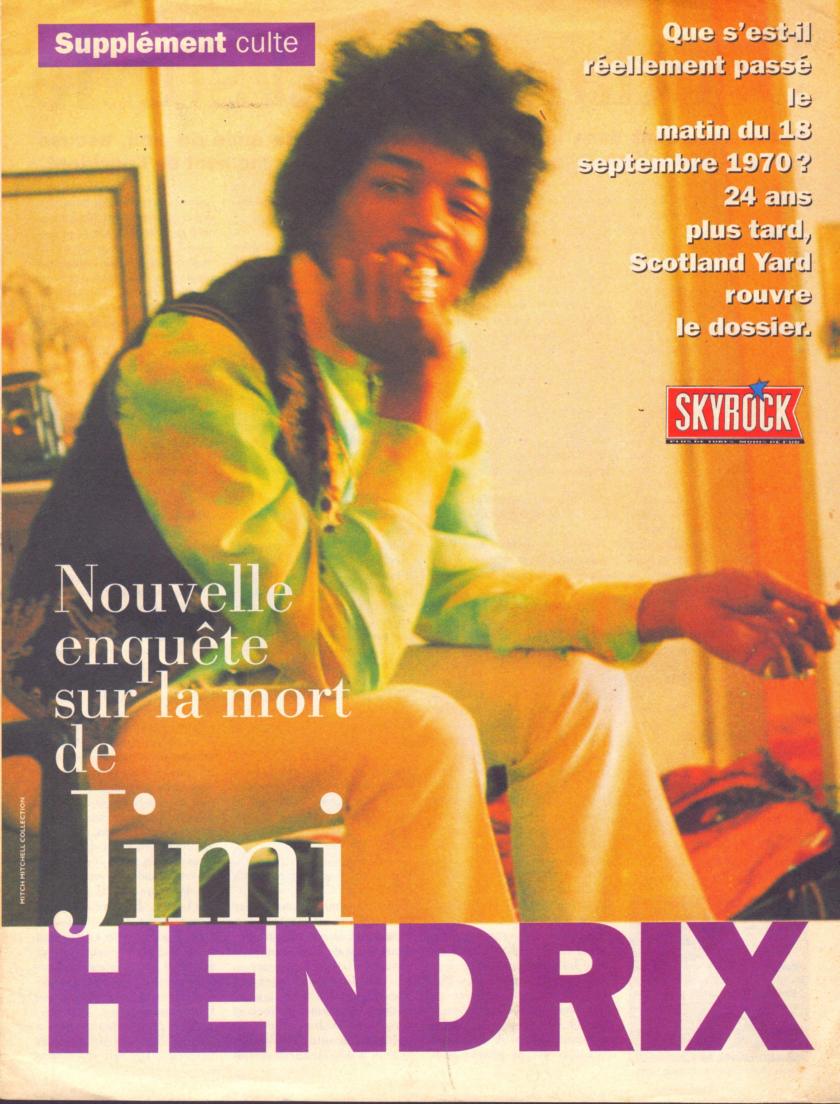 Magazines Français 1989 - 2014 GlobeHebdo26Janvier1reFevrier1994Couverture