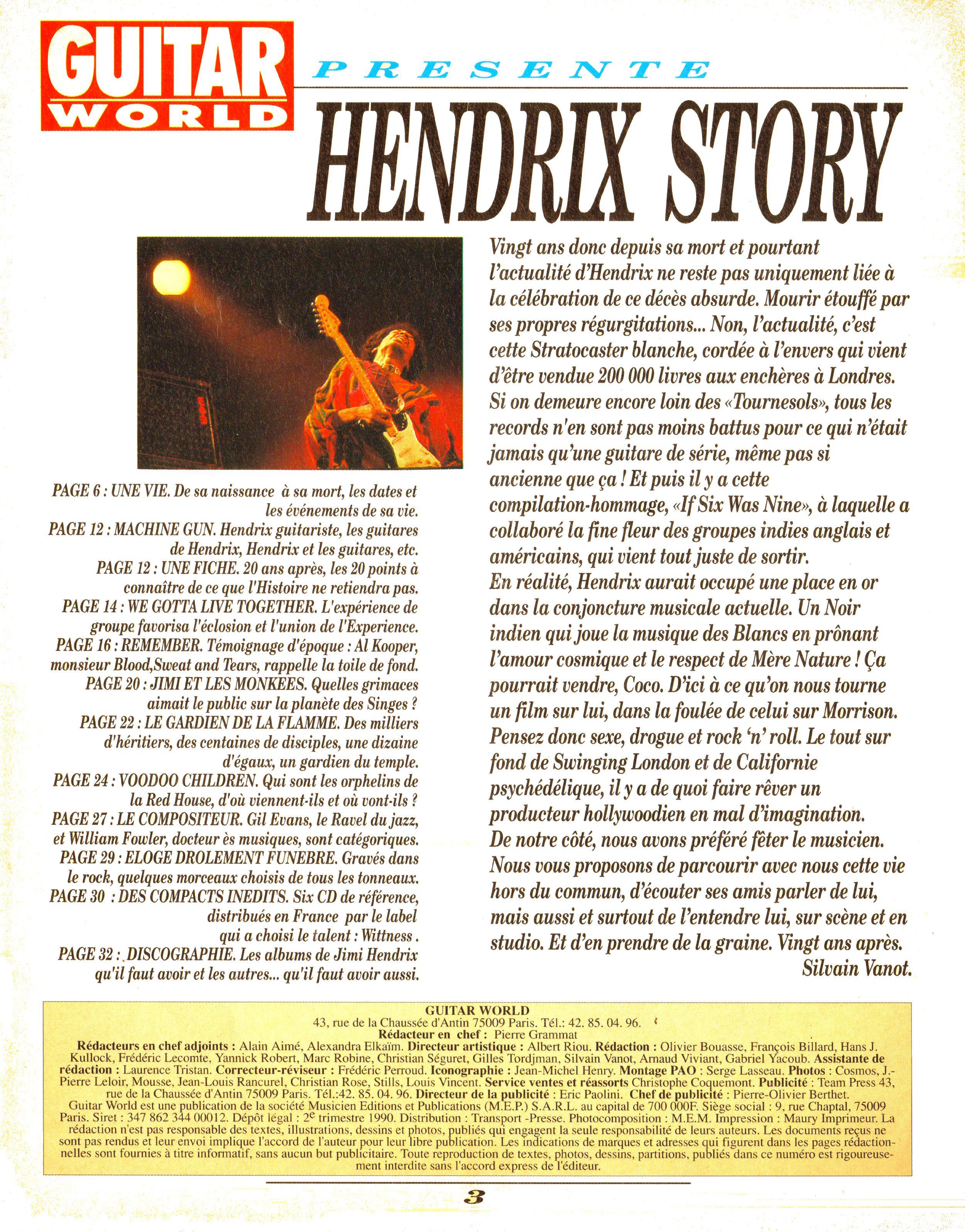 Magazines Français 1989 - 2014 GuitarWorldAvrilMaiJuin1990Page03
