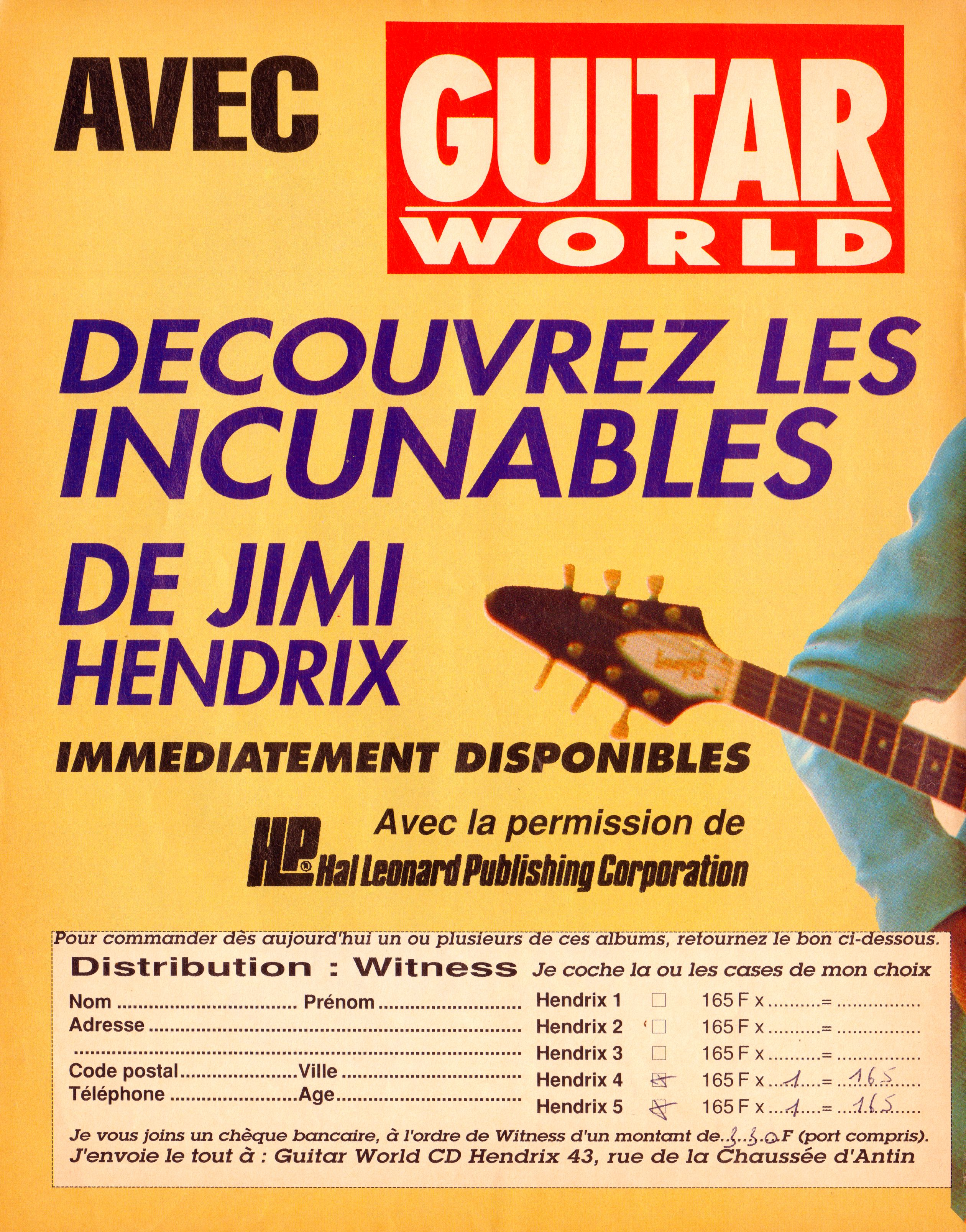 Magazines Français 1989 - 2014 GuitarWorldAvrilMaiJuin1990Page09