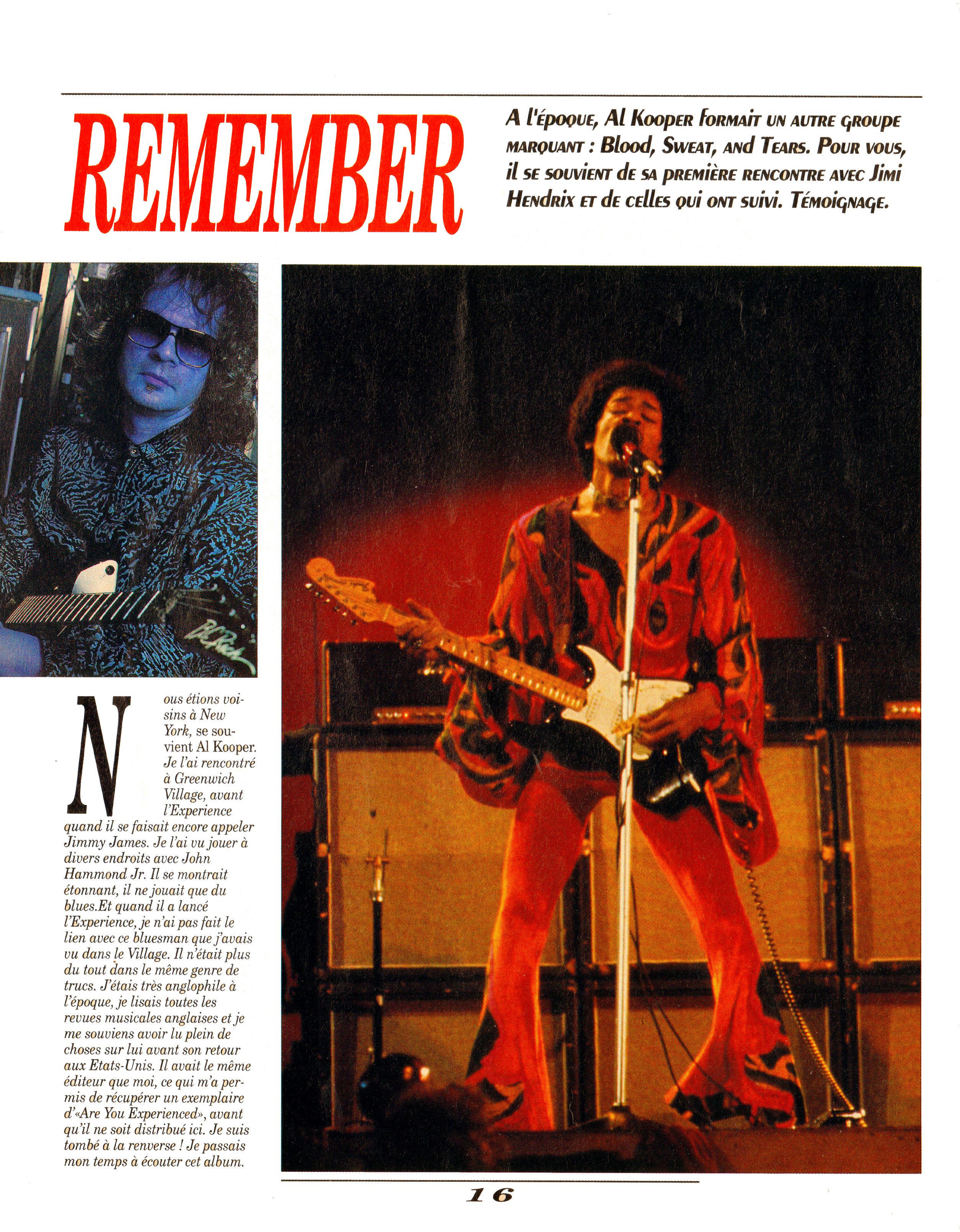 Magazines Français 1989 - 2014 GuitarWorldAvrilMaiJuin1990Page16