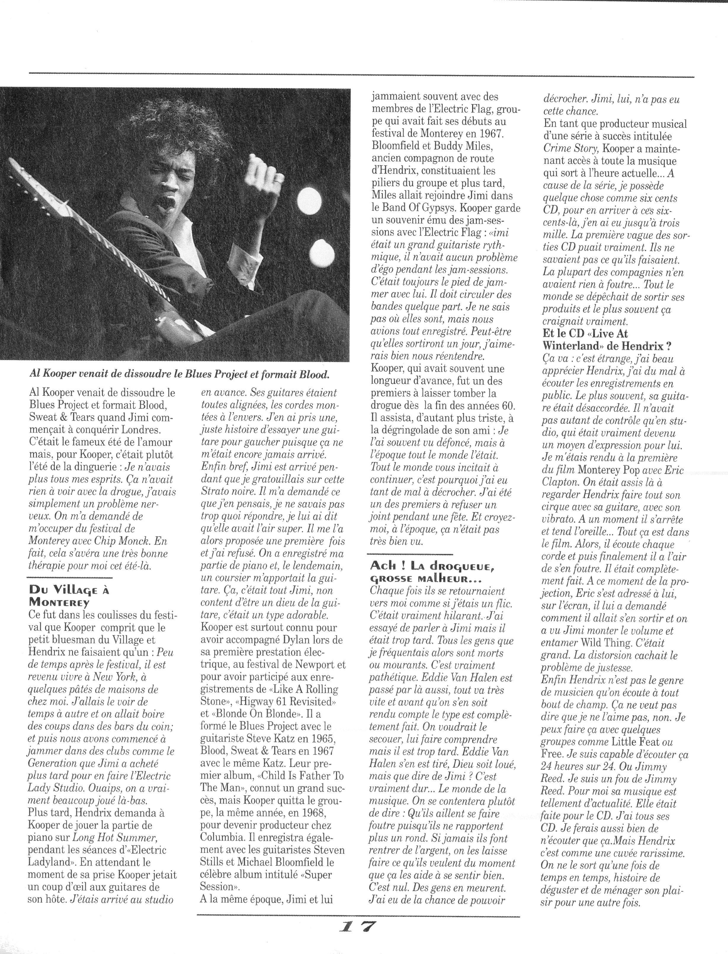Magazines Français 1989 - 2014 GuitarWorldAvrilMaiJuin1990Page17