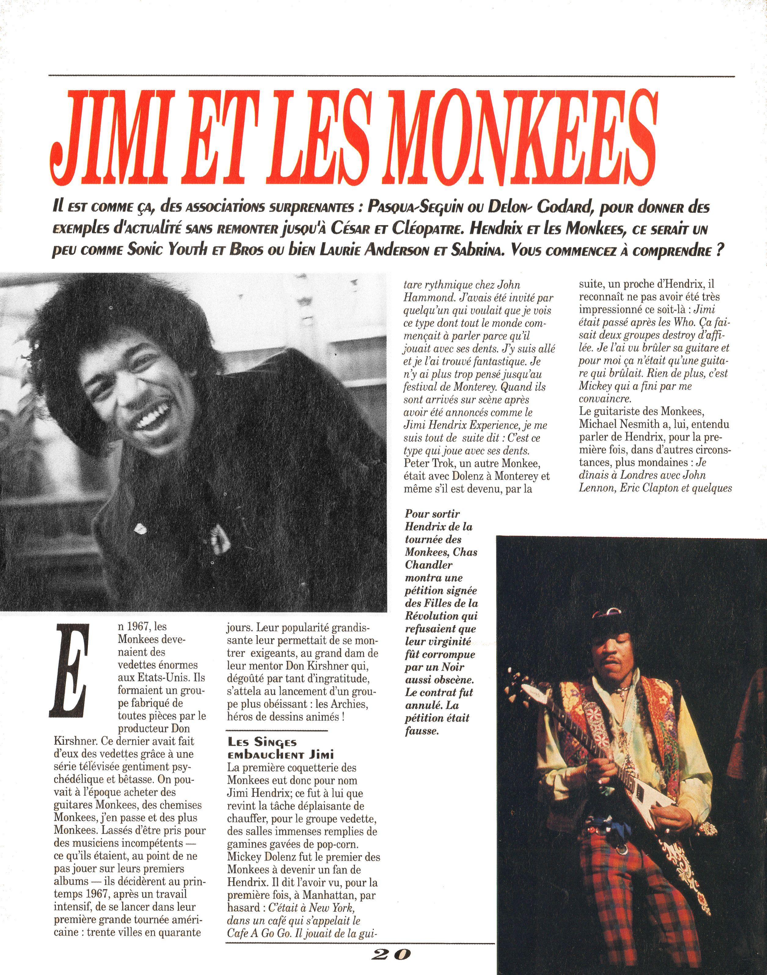 Magazines Français 1989 - 2014 GuitarWorldAvrilMaiJuin1990Page20
