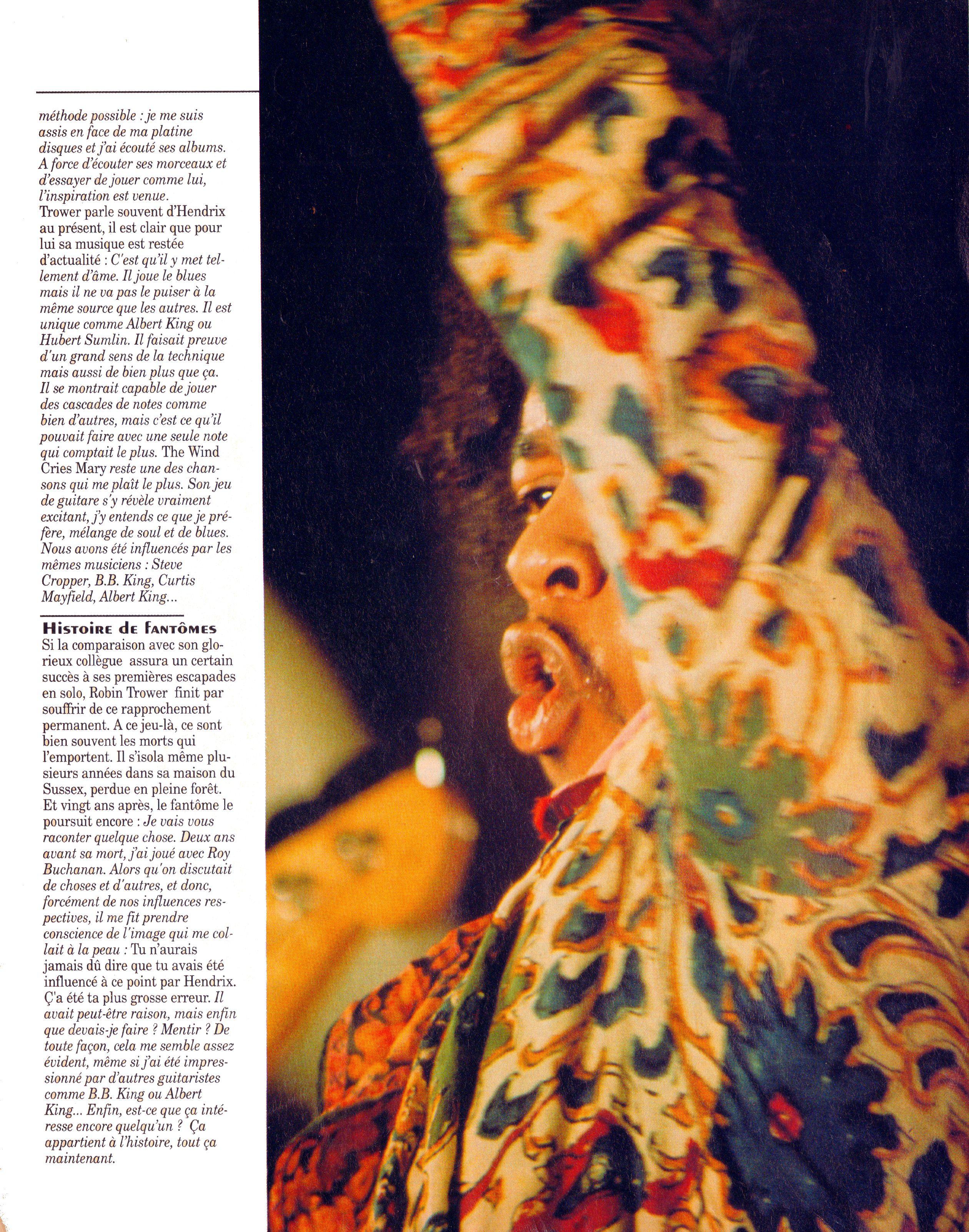 Magazines Français 1989 - 2014 GuitarWorldAvrilMaiJuin1990Page23