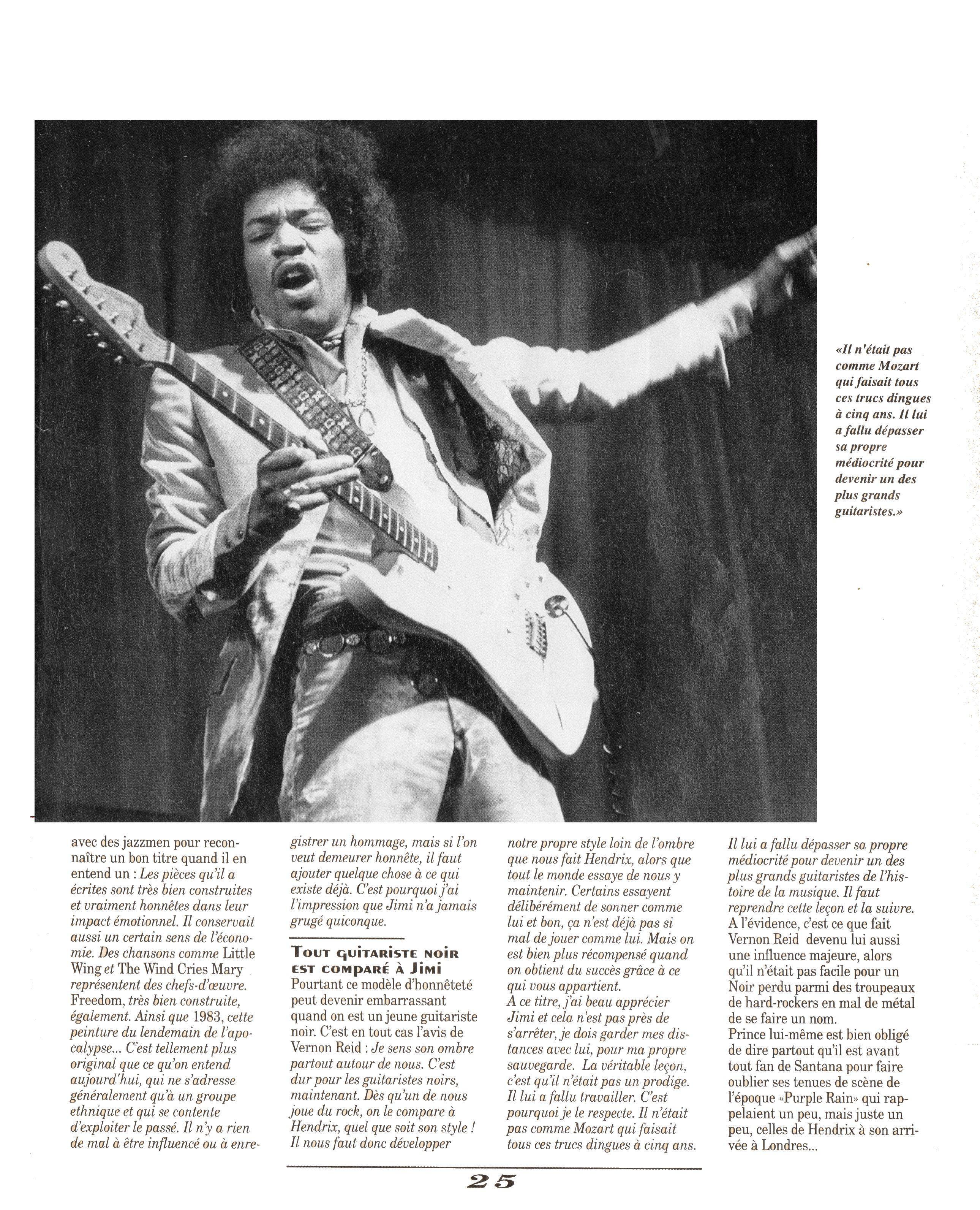 Magazines Français 1989 - 2014 GuitarWorldAvrilMaiJuin1990Page25