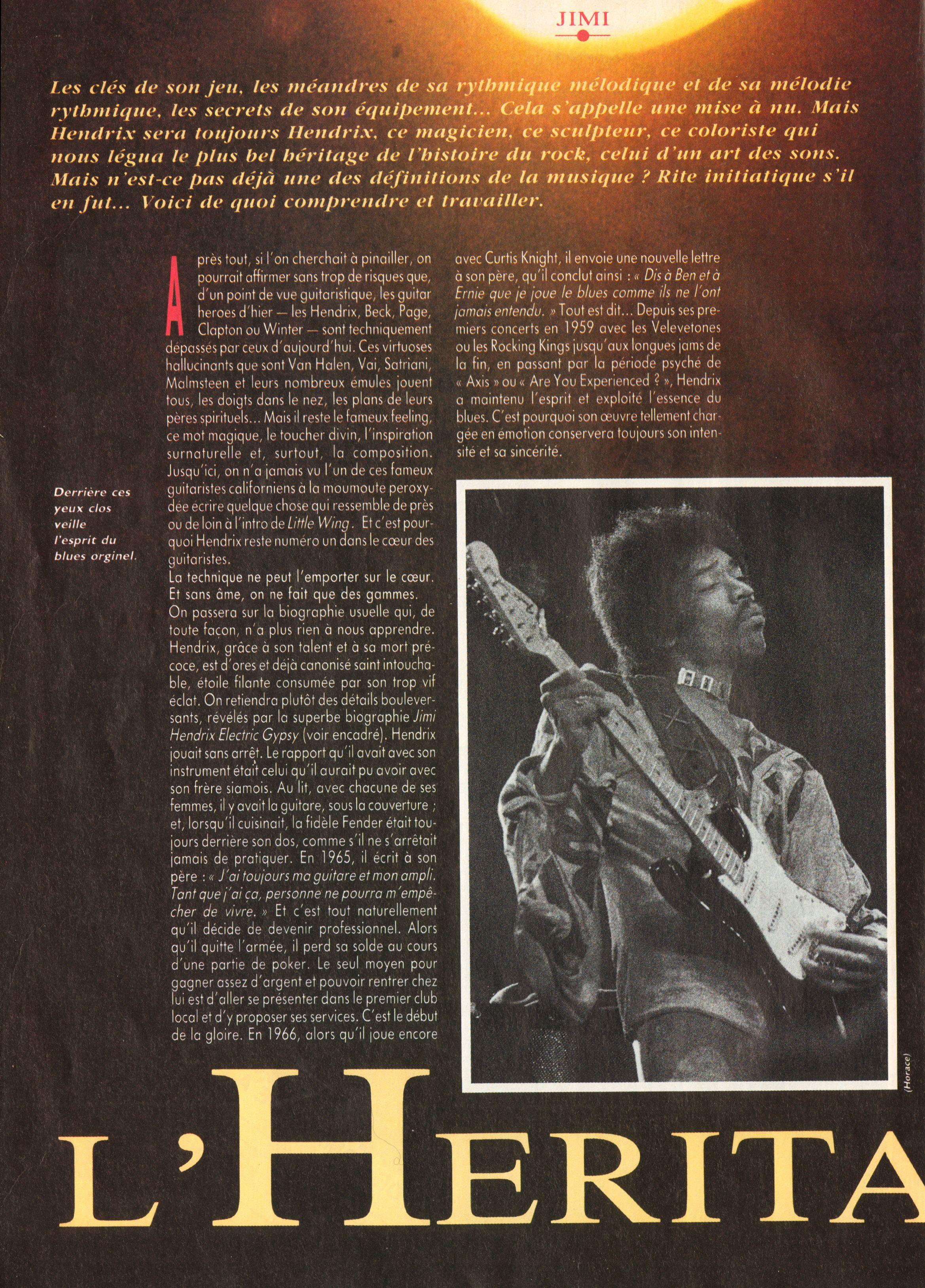 Magazines Français 1989 - 2014 GuitareClaviersJuilletAout1991Page26