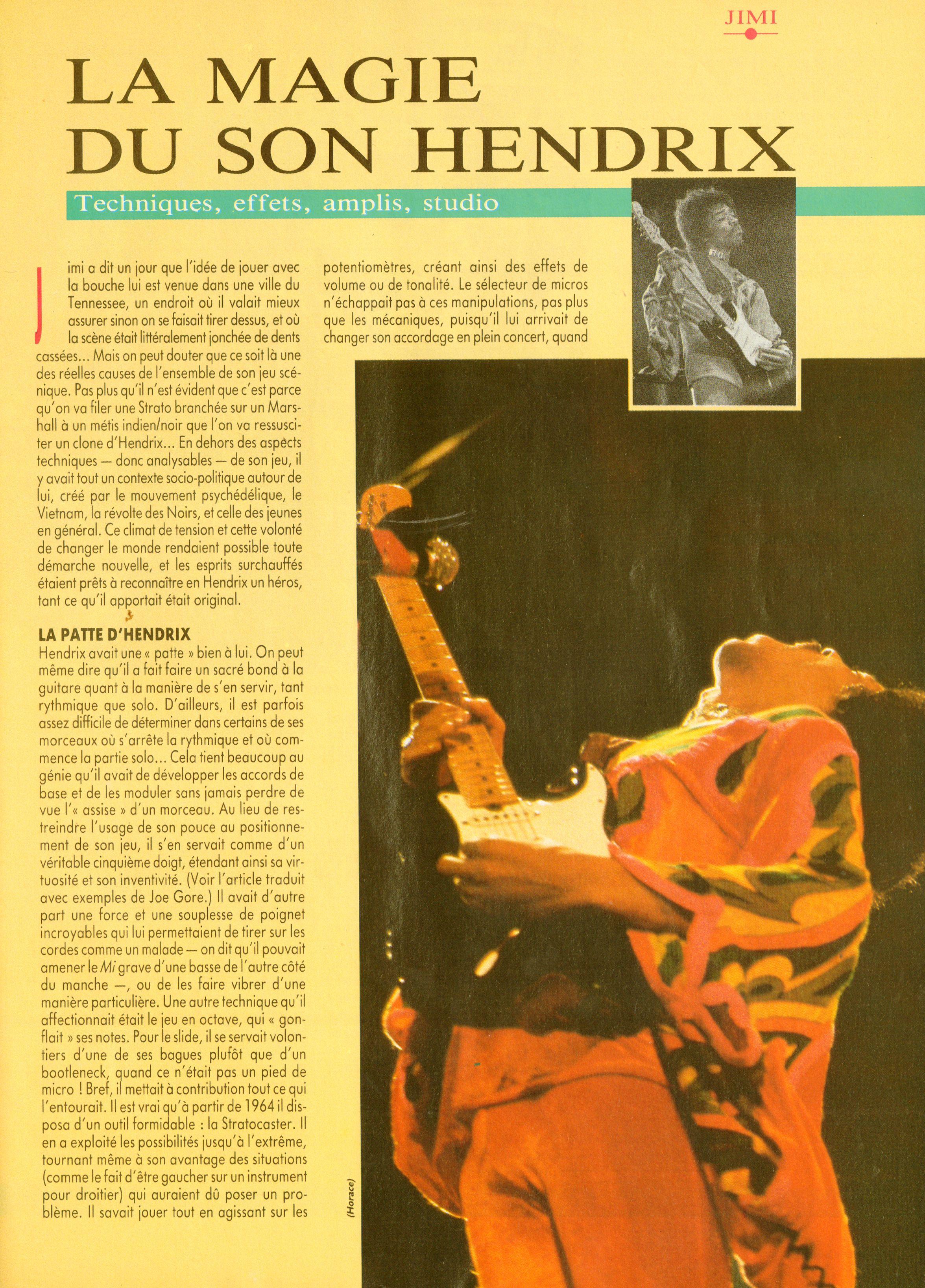 Magazines Français 1989 - 2014 GuitareClaviersJuilletAout1991Page31