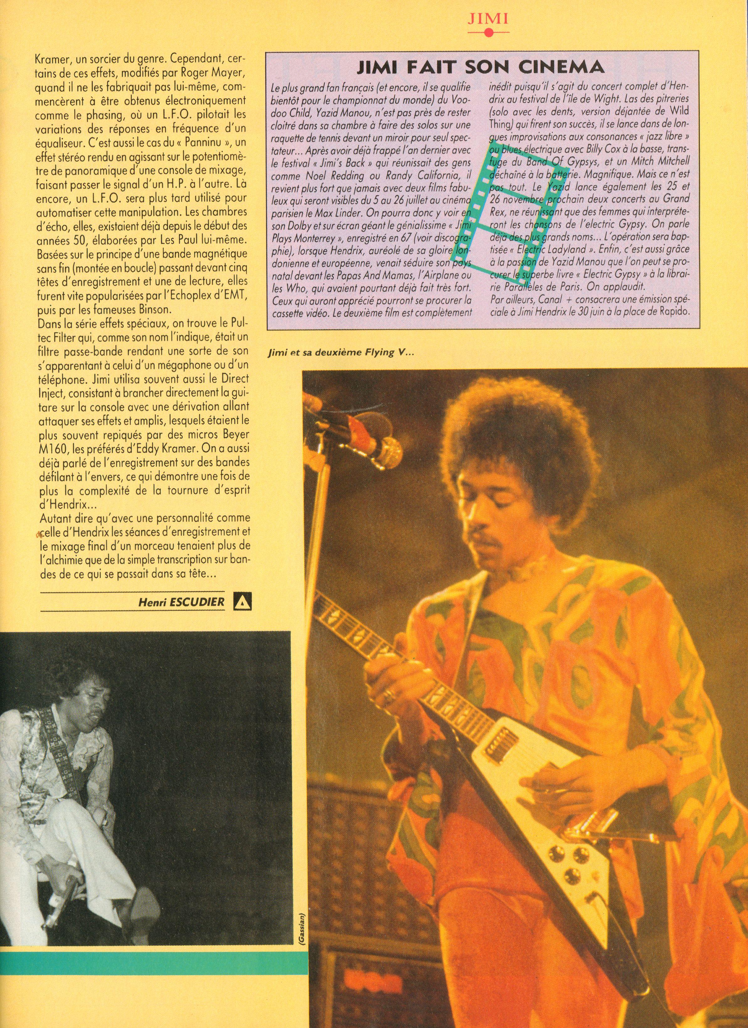 Magazines Français 1989 - 2014 GuitareClaviersJuilletAout1991Page35