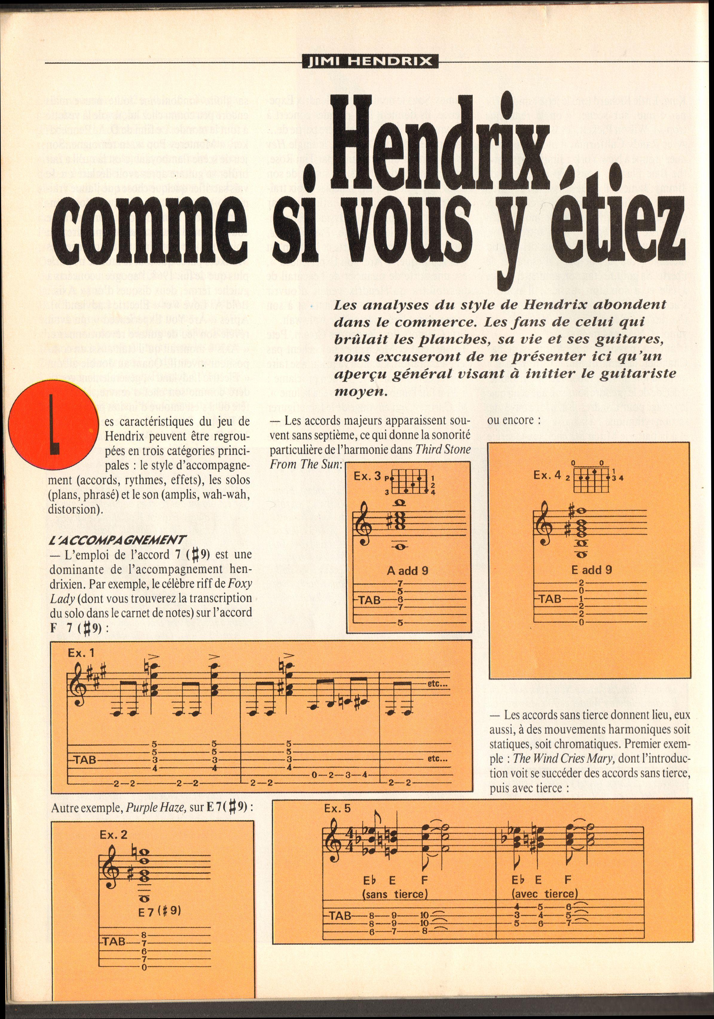 Magazines Français 1989 - 2014 GuitareClaviersMars1989Page30