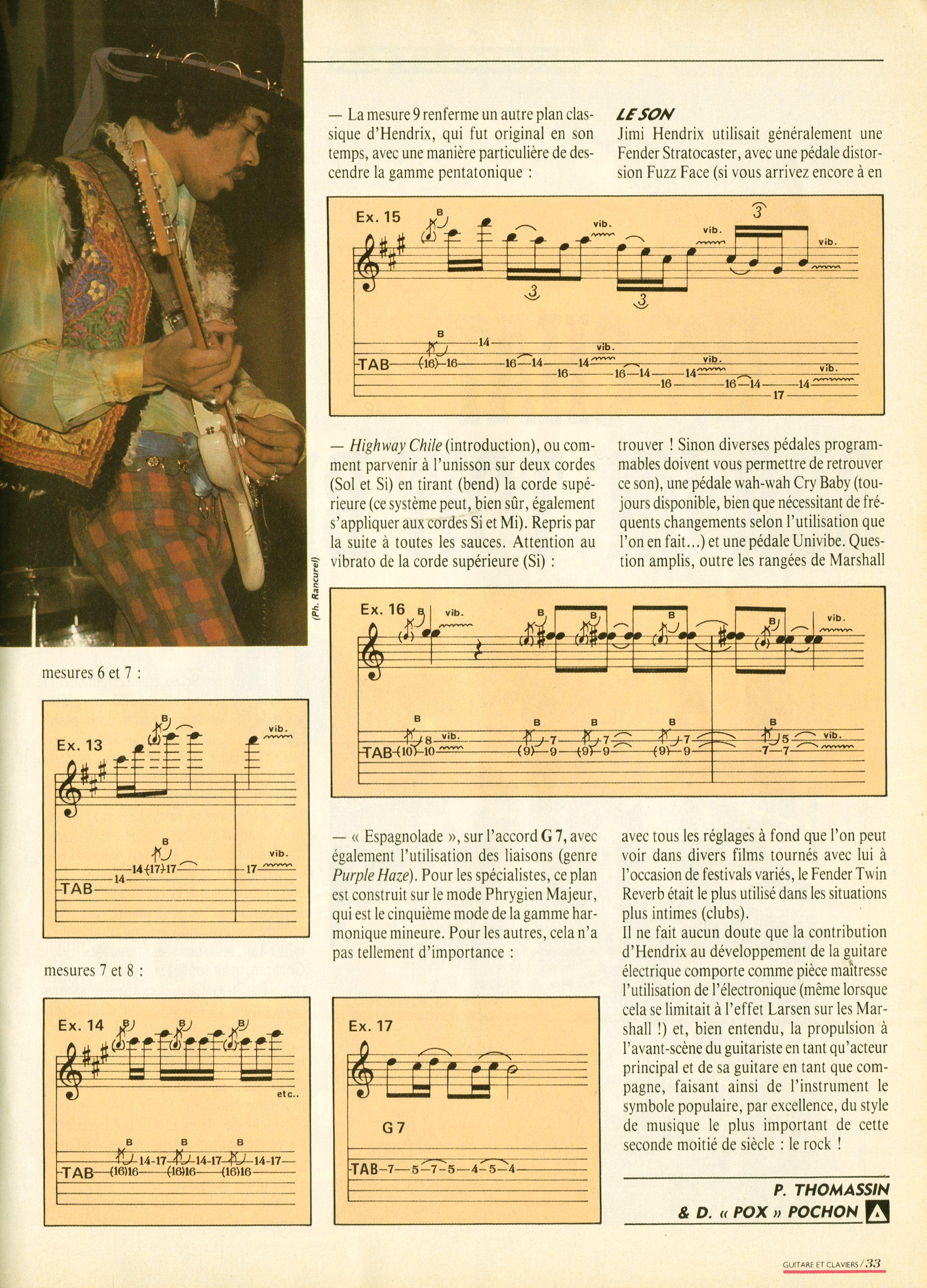 Magazines Français 1989 - 2014 GuitareClaviersMars1989Page33