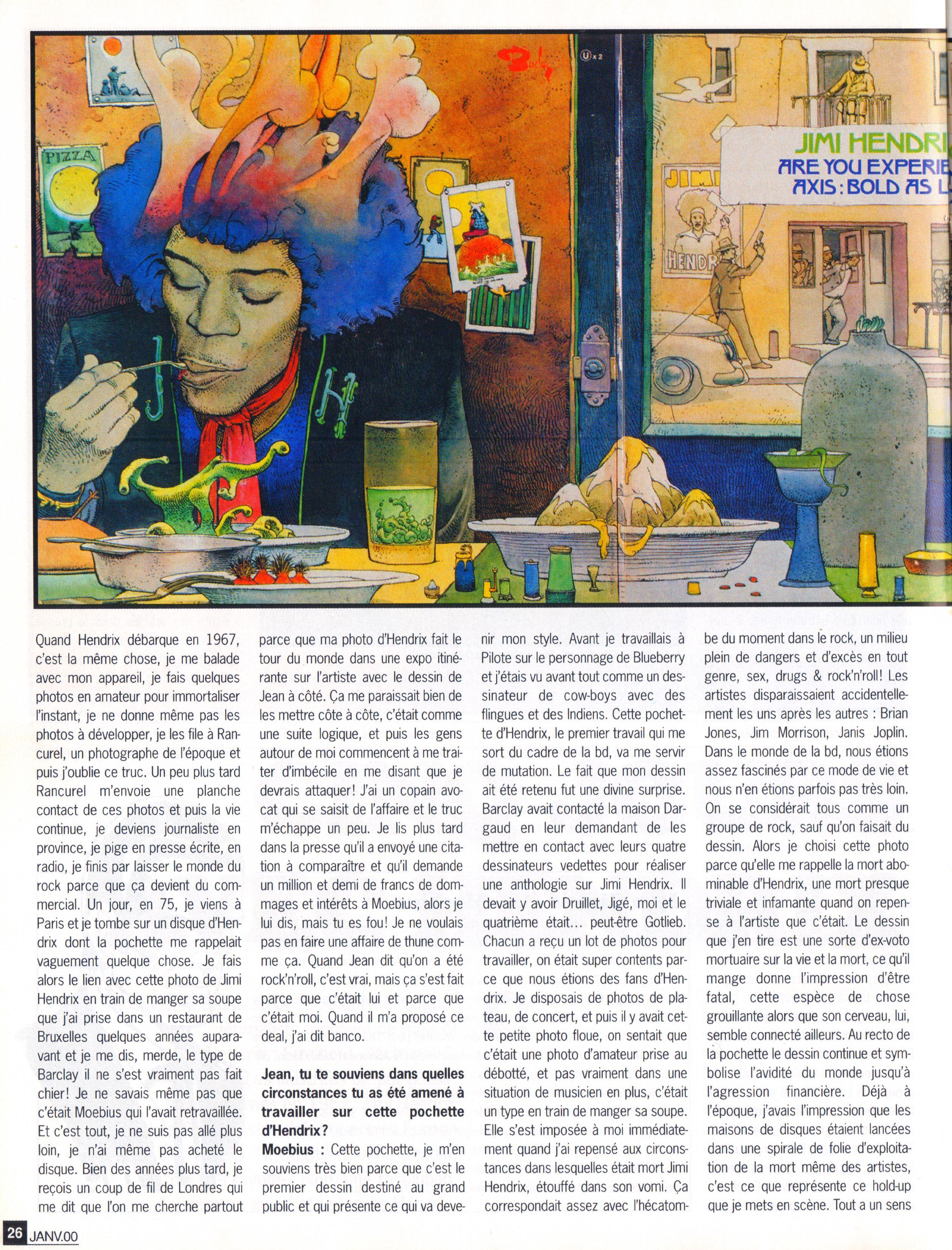 Magazines Français 1989 - 2014 GuitaretBassJanvier2000Page26