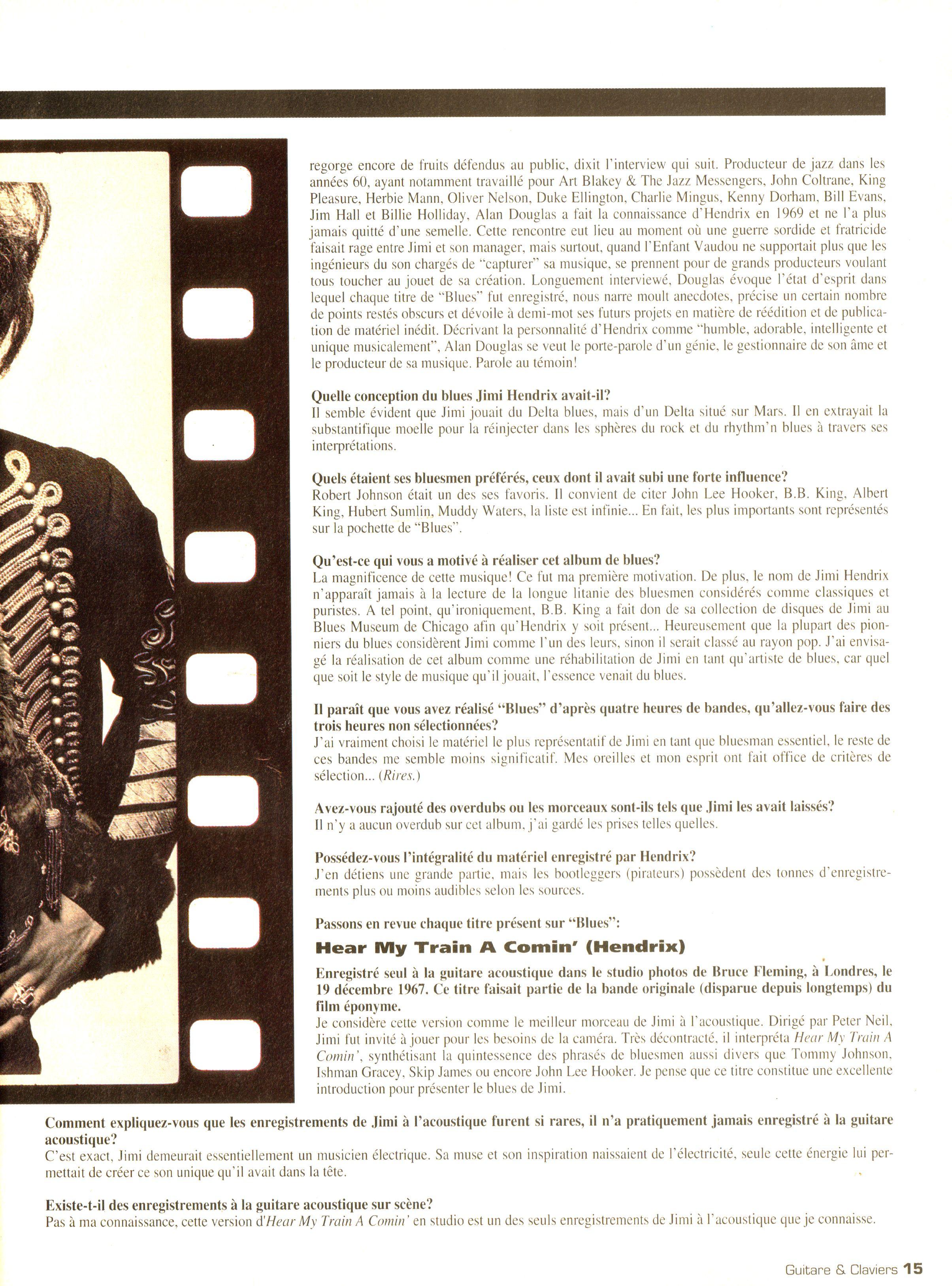 Magazines Français 1989 - 2014 GuitaretClavierAvril1994Page15