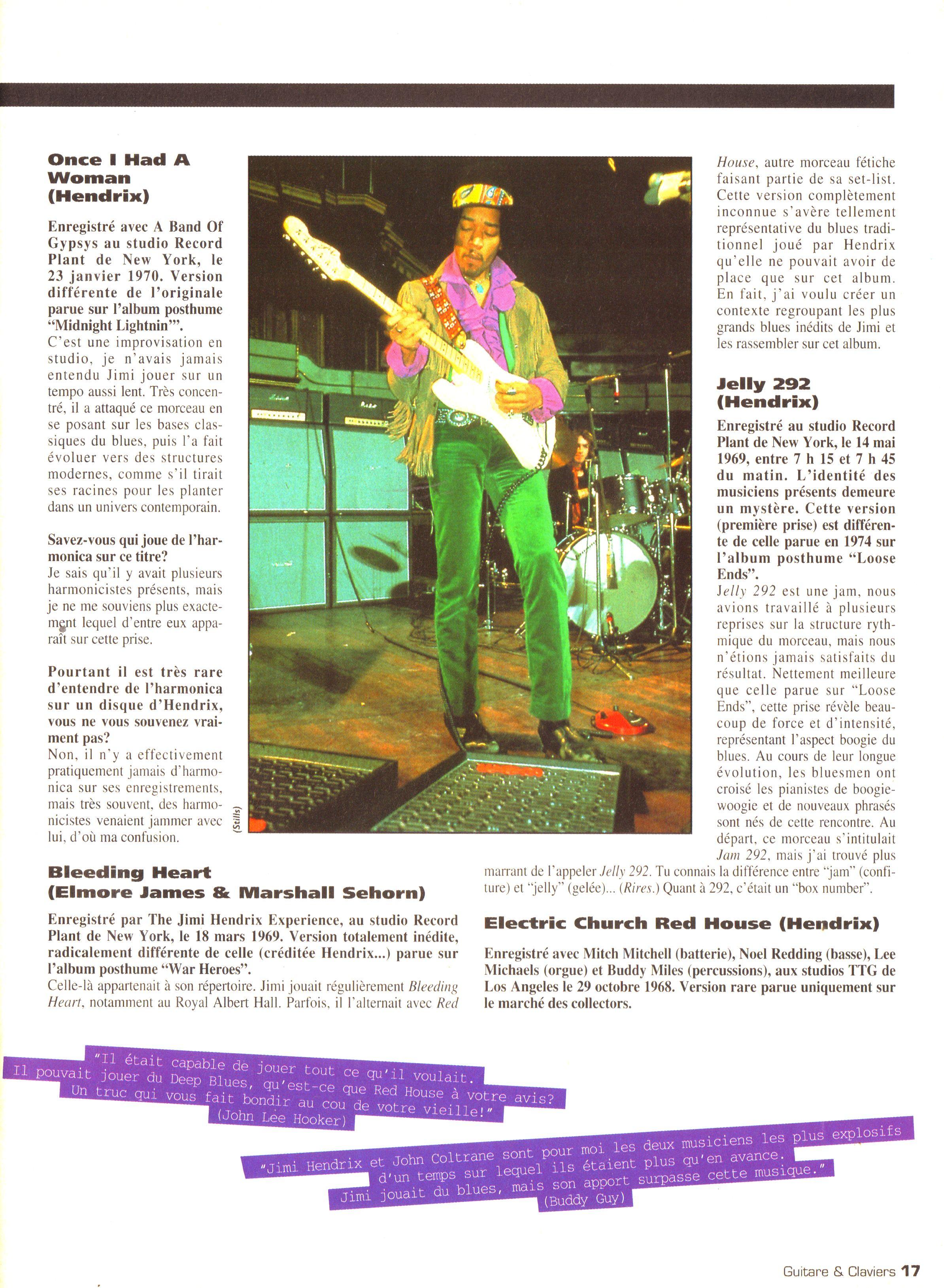 Magazines Français 1989 - 2014 GuitaretClavierAvril1994Page17