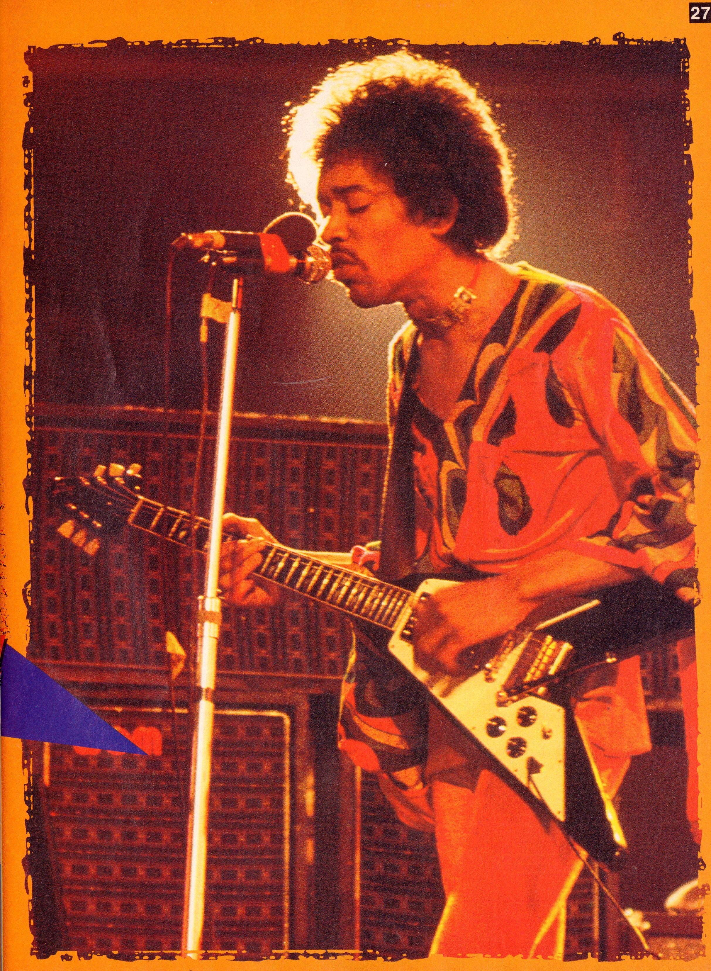 Magazines Français 1989 - 2014 GuitaristMai1995Page27