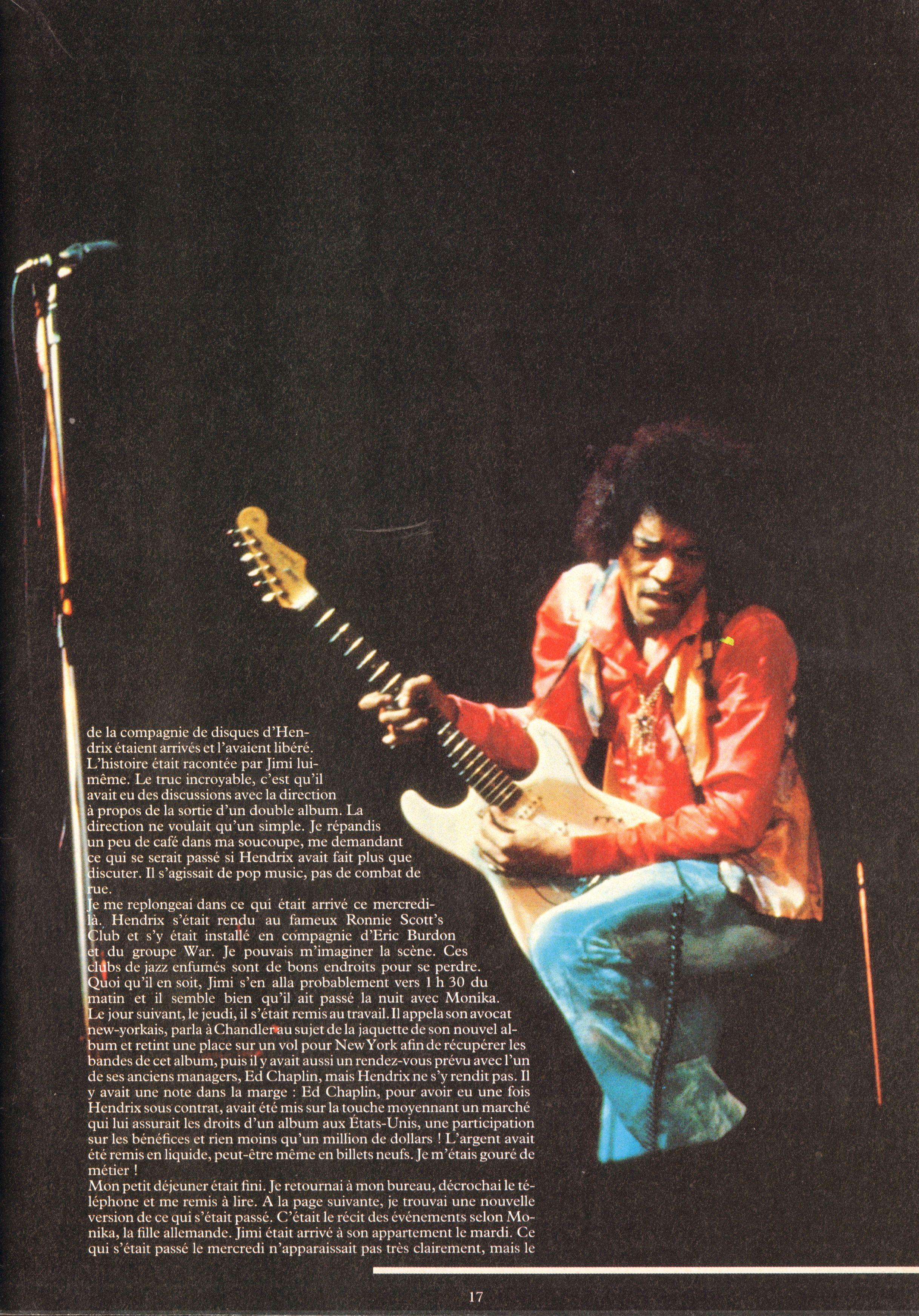 Magazines Français 1989 - 2014 IdolesNovembre1989Page17