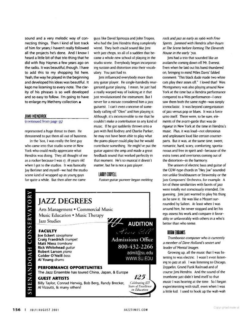 Magazines Américains - Page 4 JazzTimesaot2001_page156_image1