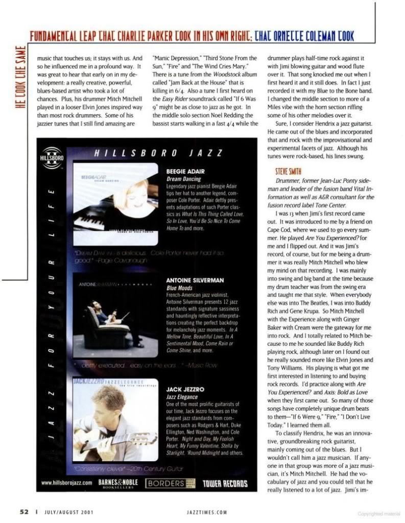 Magazines Américains - Page 4 JazzTimesaot2001_page52_image1