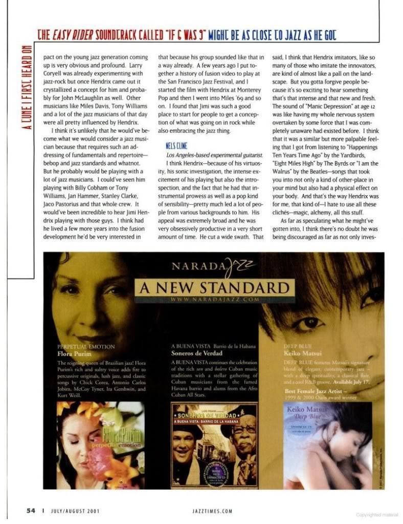 Magazines Américains - Page 4 JazzTimesaot2001_page54_image1