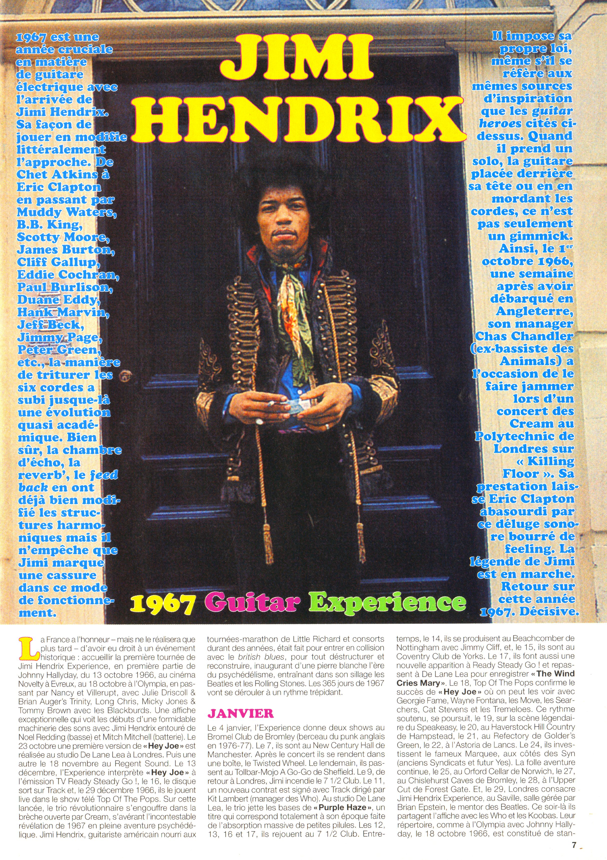 Magazines Français 1989 - 2014 JukeBoxJanvier2005Page07