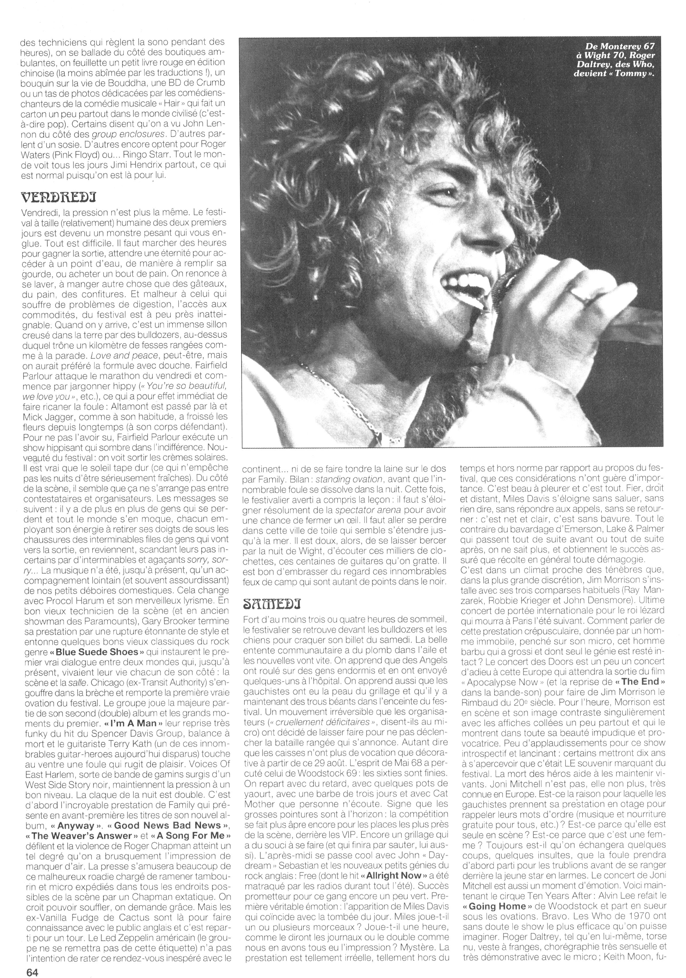 Magazines Français 1989 - 2014 JukeBoxSeptembre1995Page64