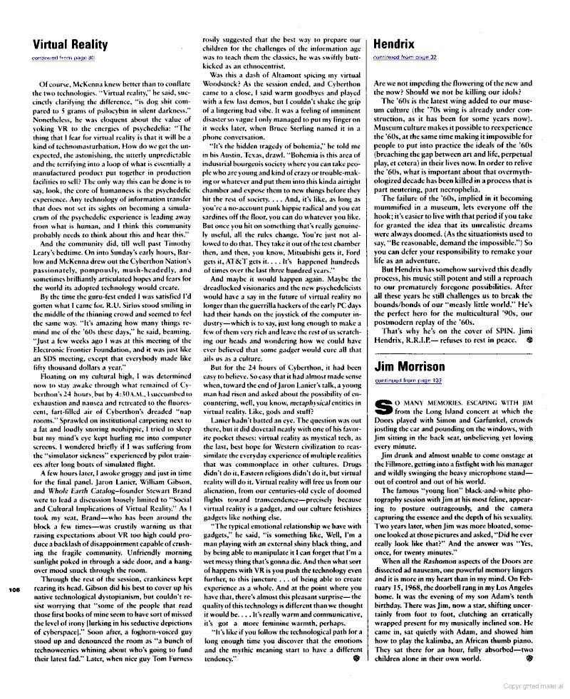 Magazines Américains - Page 3 SPINavril1991page110_image1