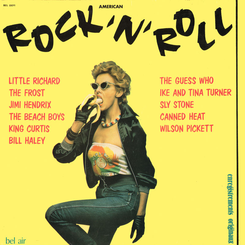 Discographie : Rééditions & Compilations - Page 10 BelAirBEL0011-Various-AmericanRockNRollFront_zps84815600