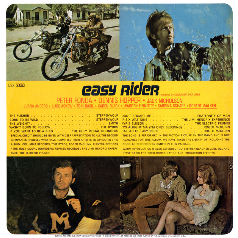 Discographie : Rééditions & Compilations - Page 10 DunhillDSX50063-EasyRiderBack_zps16305299