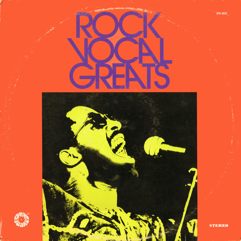 Discographie : Rééditions & Compilations SpringboardSPB4062-RockVocalGreatsFront_zpsb799491f