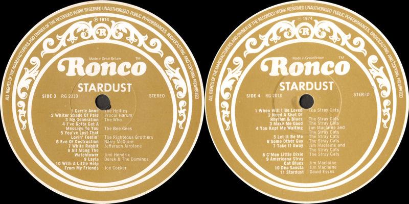 Discographie : Rééditions & Compilations - Page 11 StardustRoncoRG2009-2010Label2_zps83d01ea1