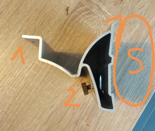 [vendu] marquise store auvent california T5/T6 M3