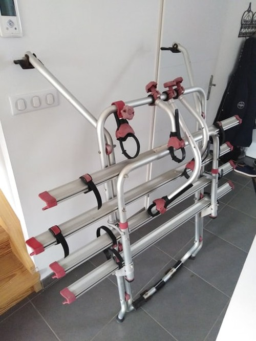 Porte vélos fiamma carry bike T5 P3