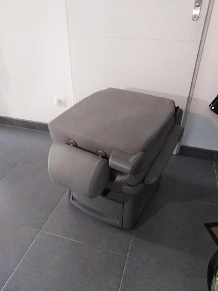 [vendu] siège arrière individuel T5 T6 S3