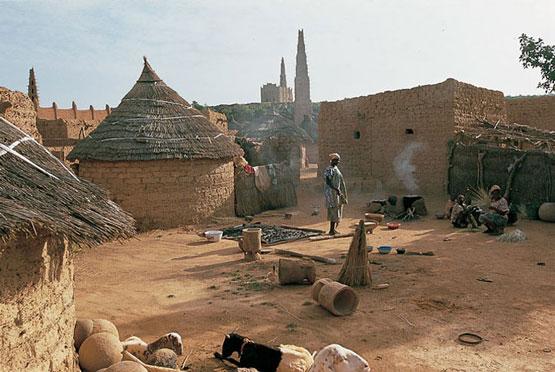 Afrika - Page 15 Aldea-africana-1