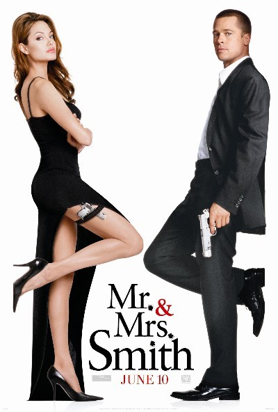 Mr. & Mrs. Smith Mrandmrssmithposter