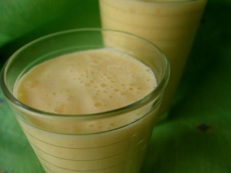 موسوعة مشروبات شاملة بالمقادير والطريقة والصور..( مثبت ) Ginger-smoothie