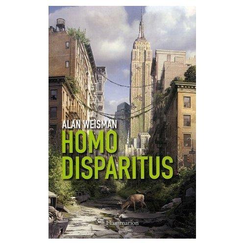 "[Etude prospective] ""Homo Disparitus"", de Alan Weisman (2007) Homodisparituscouverture"