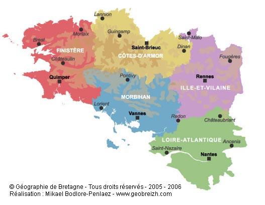 Elections régionales. Vote électronique, réforme territoriale, redécoupage, charcutage... - Page 3 Bretagne-departements2-fr