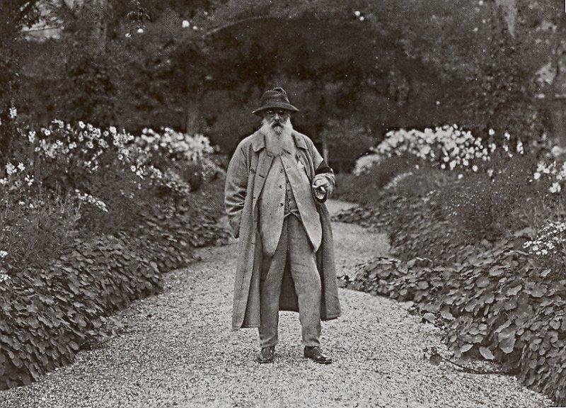 Photos inédites de Claude Monet [FZ-150] Monet-allee-g
