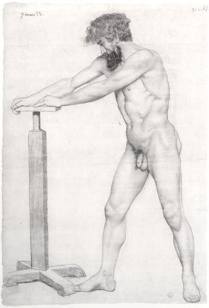 Pour vous mesdames Etude-nu-masculin-g