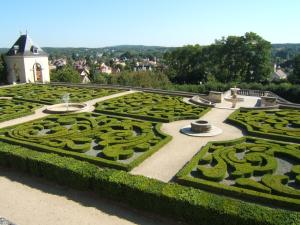 Inspiration, les jardins a la Francaise Jardinfrancaise