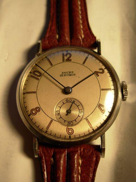 Enicar - ultra-vintage 1938 : Revision... DSCN0145