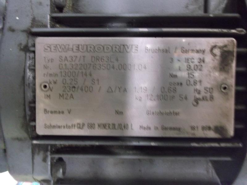 [fabrication] Une dénudeuse pour le recyclage du cuivre 09_Denudeuse_Motoreducteur2