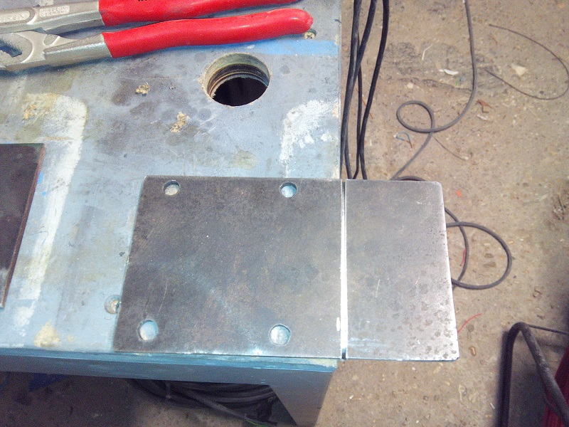 [fabrication] Une dénudeuse pour le recyclage du cuivre 23_Denudeuse_Support_Moteur