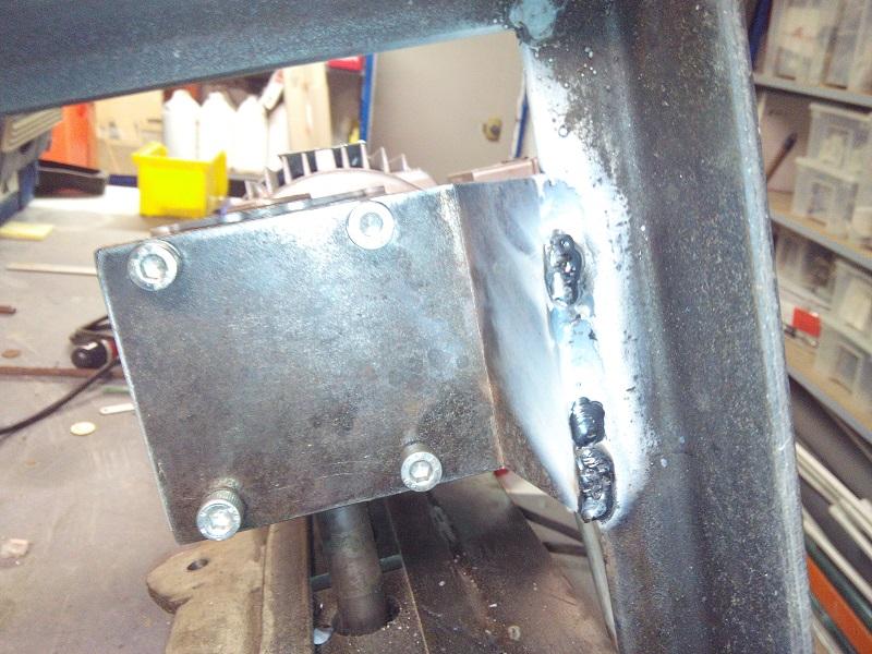 [fabrication] Une dénudeuse pour le recyclage du cuivre 32_Denudeuse_Support_Moteur