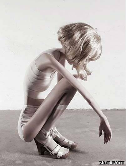 Анорексия - это полный или частичный отказ от приёма пищи (еды). Для вас 20 фото анорексии, это просто жесть! 73283758