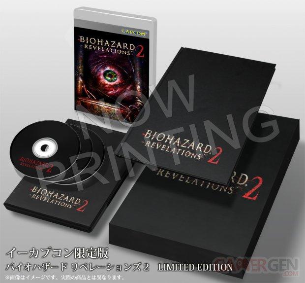 Resident Evil: Revelations 2 - Édition limitée JP Resident-evil-revelations-2-collector-2_09026C023E00790117