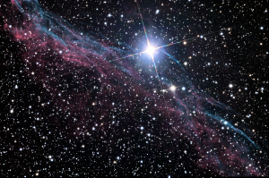 Thoughts Through Space: A Pioneering Long-Distance Telepathy Experiment Veil_nebula-300x199