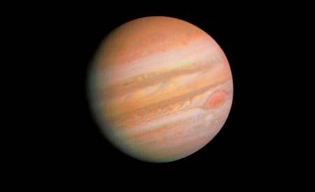 Descobertas mais duas luas de Júpiter Jupiter
