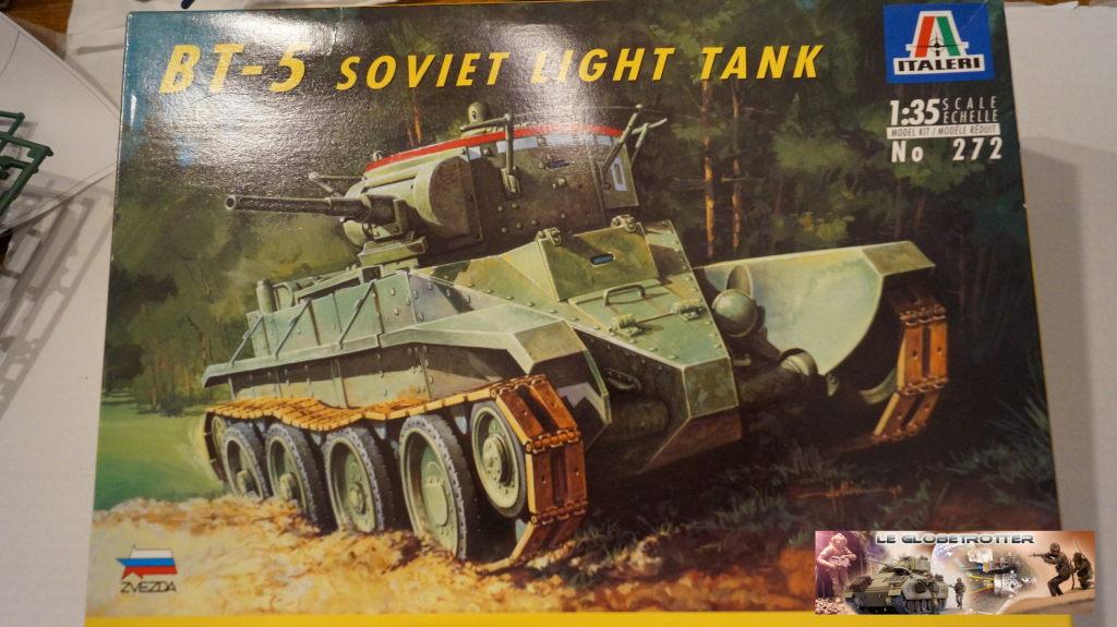 BT-5 -Italeri 1/35 BT-5-a007