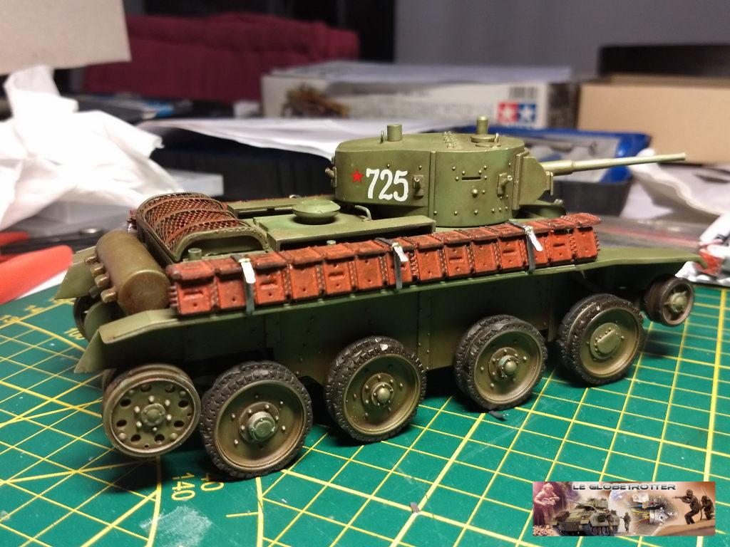 BT-5 -Italeri 1/35 BT-5-e016