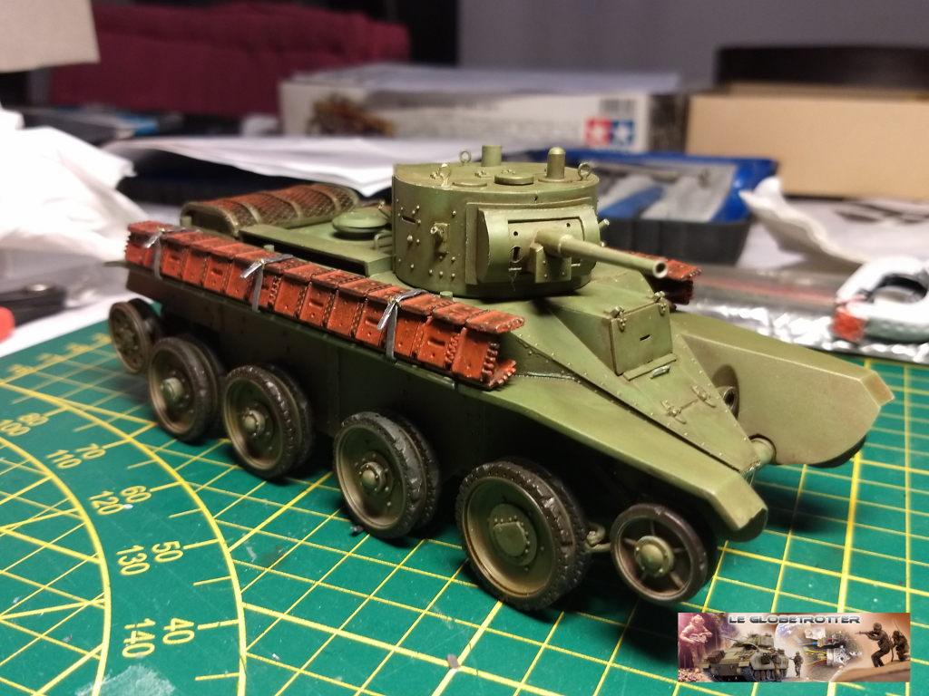 BT-5 -Italeri 1/35 BT-5-e017